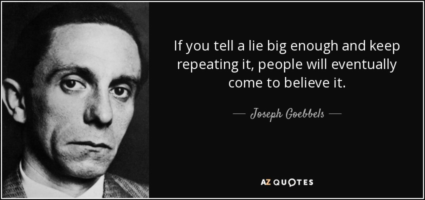 Keeping Belief Is Enough: Joseph Goebbels Quotes. QuotesGram