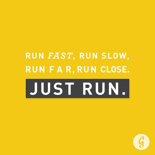 Quotes Run Faster Quotesgram