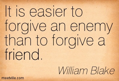 how to make your friend forgive you