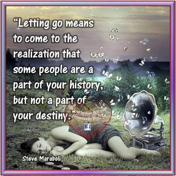 inspirational quotes about letting go quotesgram