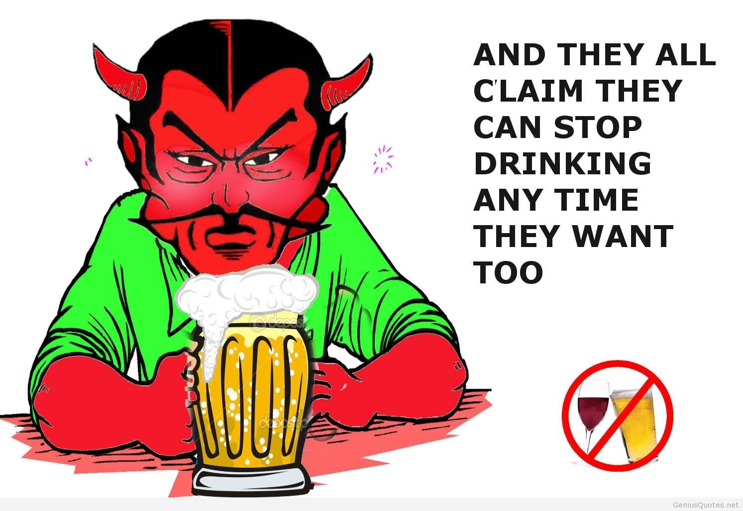Sayings About Drinking Alcohol