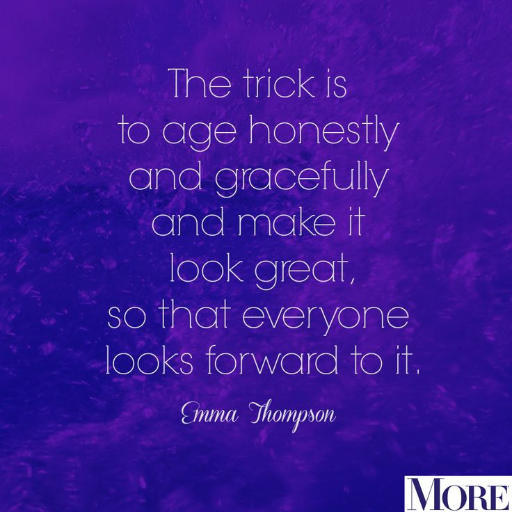 Quotes About Aging: Positive Quotes About Aging Gracefully. QuotesGram