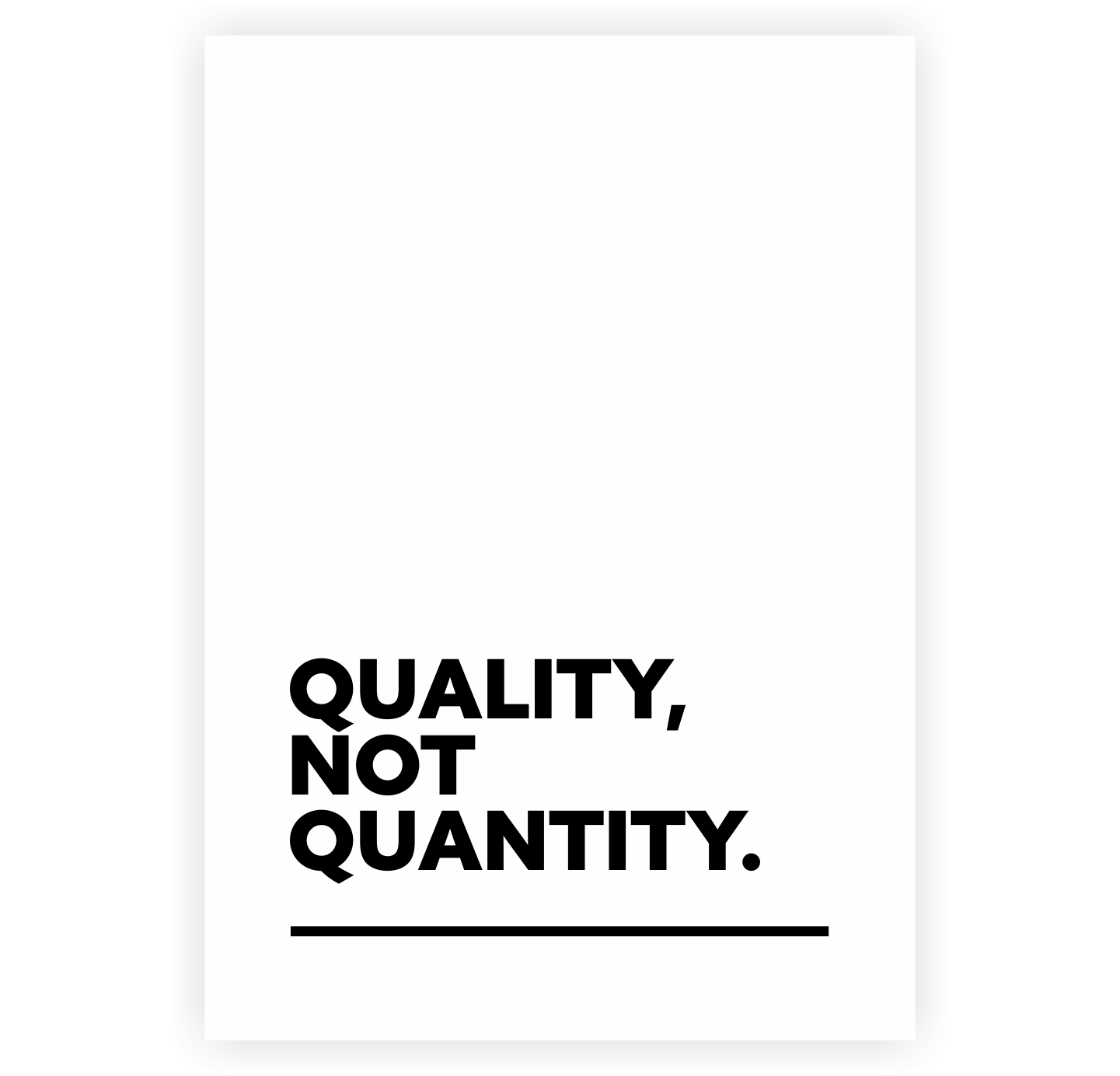 Quality Of Work Quotes: Quality Quotes For Business. QuotesGram