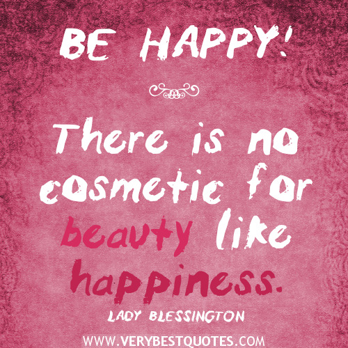 Inspirational Quotes About Happiness: Happiness Inspirational Quotes About Beauty. QuotesGram