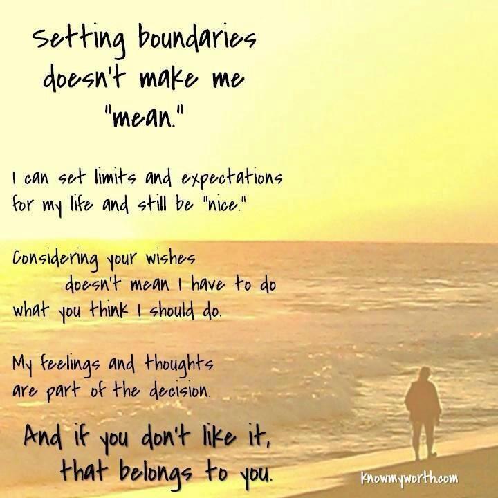 Quotes About Crossing Boundaries. QuotesGram