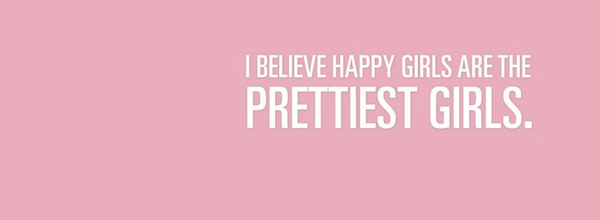 Girly Cool Cover Photos For Facebook