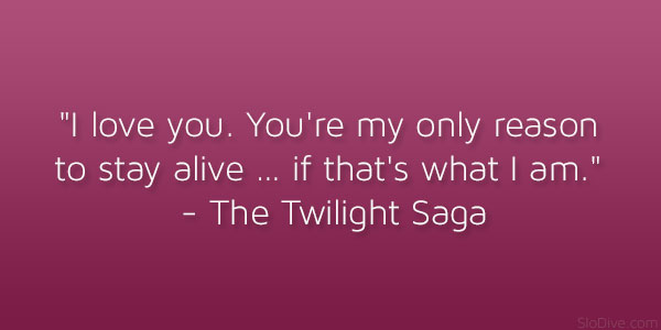 quotes from the twilight saga - photo #22