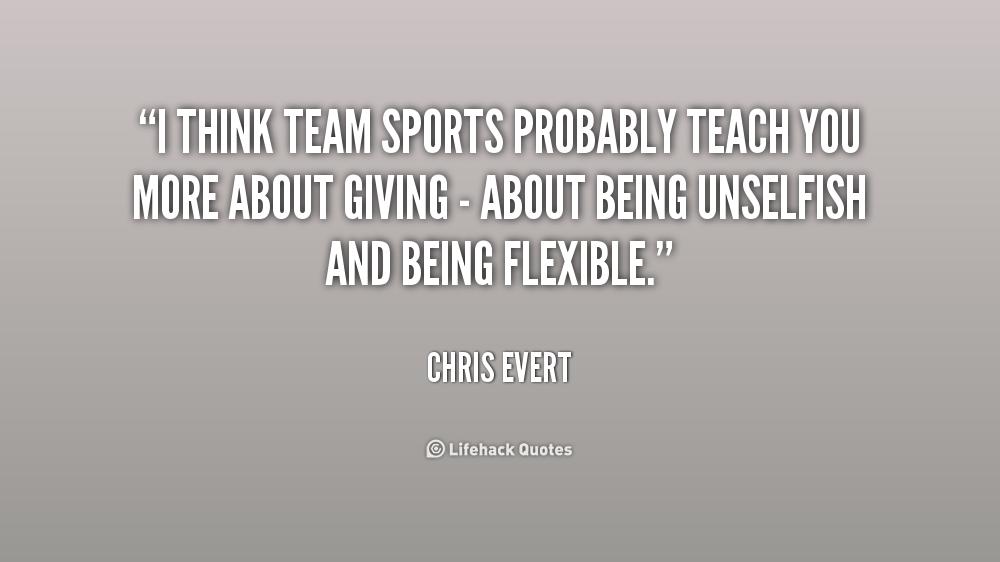 sports team quotes quotesgram