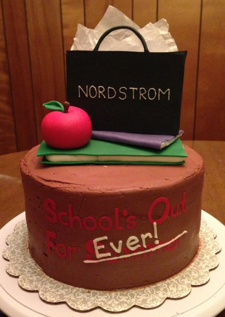 Teacher Retirement Cake Images : Quotes For Teacher Retirement Cakes. QuotesGram