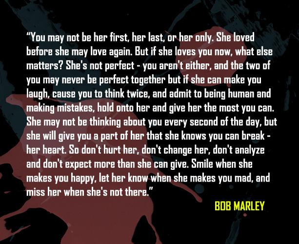 Bob Marley Short Quotes: Bob Marley Quotes And Sayings. QuotesGram