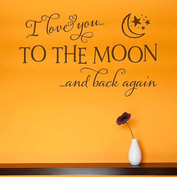 I Miss You To The Moon And Back Quotes: To The Moon And Back Quotes. QuotesGram