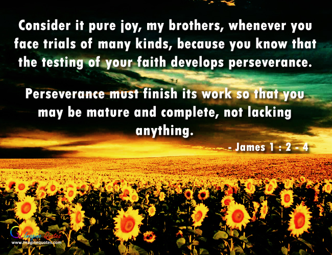 perseverance quotes from the bible quotesgram