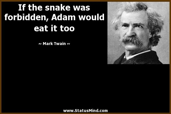mark twain satire thesis The use of satire in the adventures of huckleberry finn in his novel the adventures of huckleberry finn, published in 1884, mark twain uses satire frequently as a.