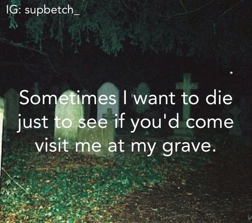 Emo Death Quotes About Suicide: Instagram Suicide Quotes. QuotesGram