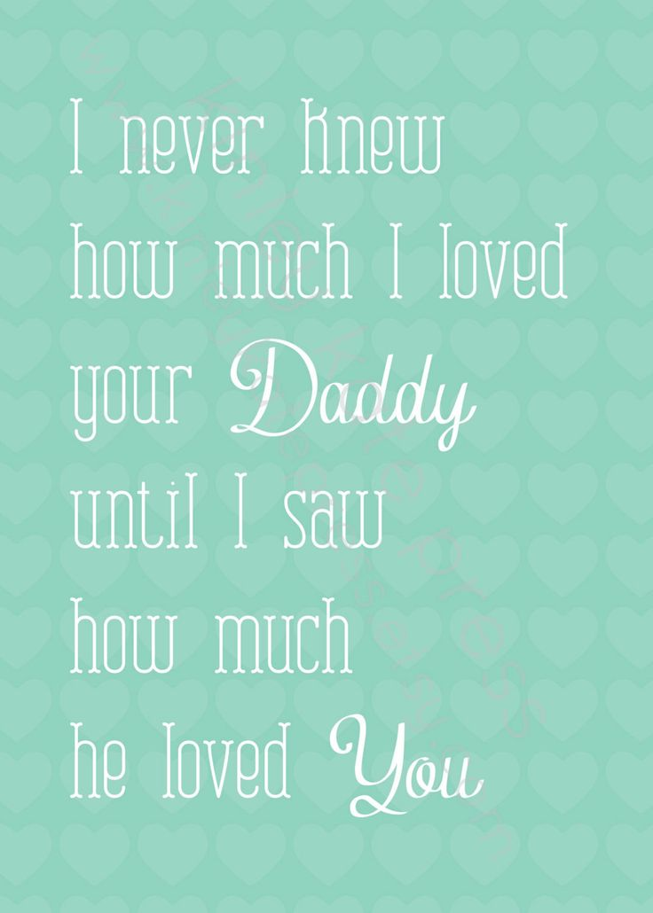 First Time Mom And Dad Quotes: Sweet Dom Daddy Baby Girl Quotes. QuotesGram