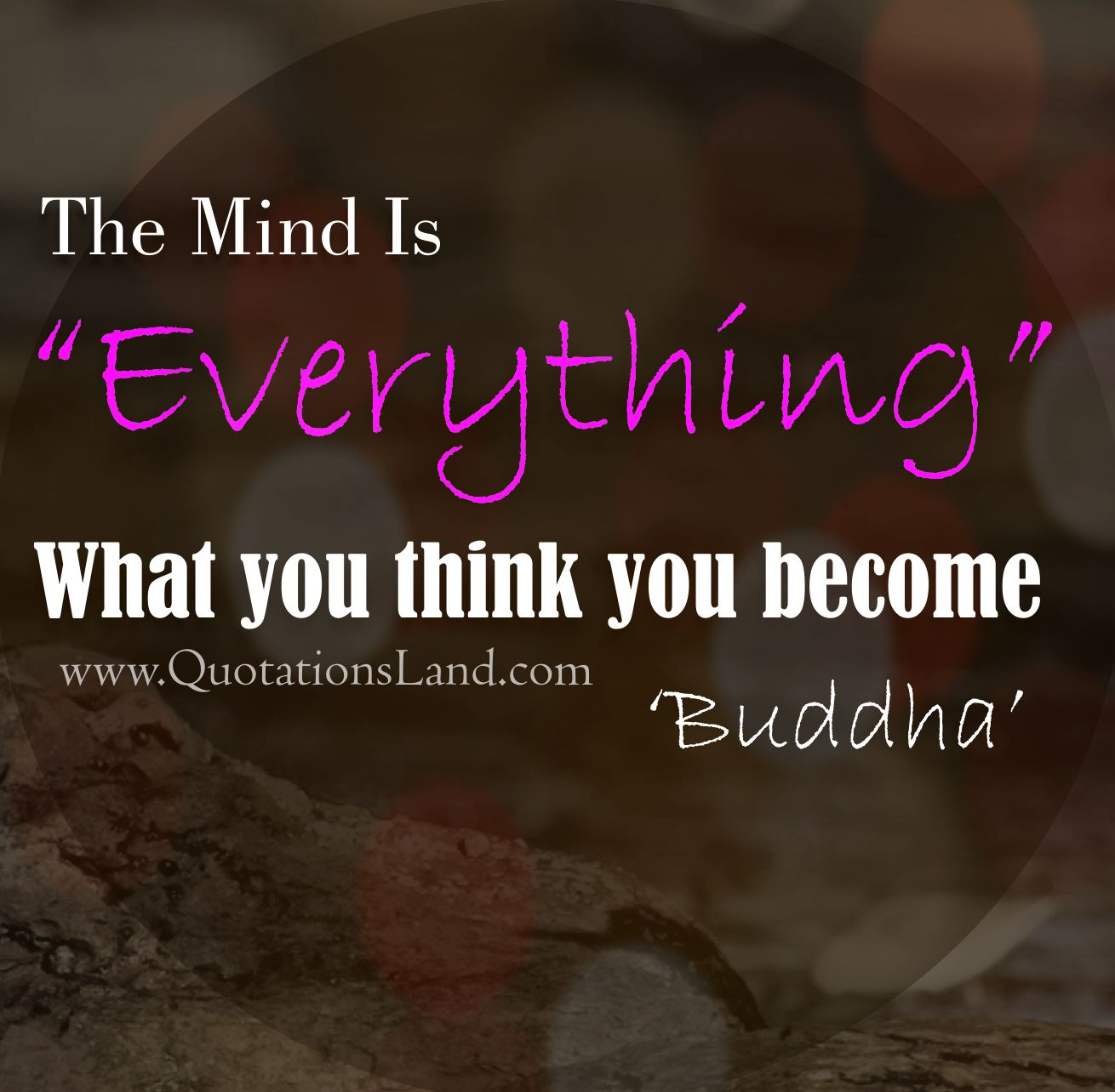 Inspirational Day Quotes: Positive Quotes From Buddha. QuotesGram