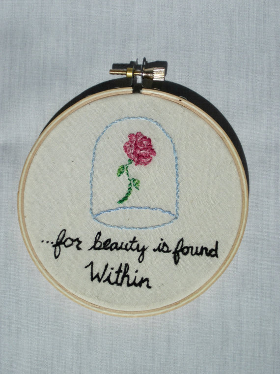 Quotes From Beauty And The Beast About The Rose Quotes About Beauty An...
