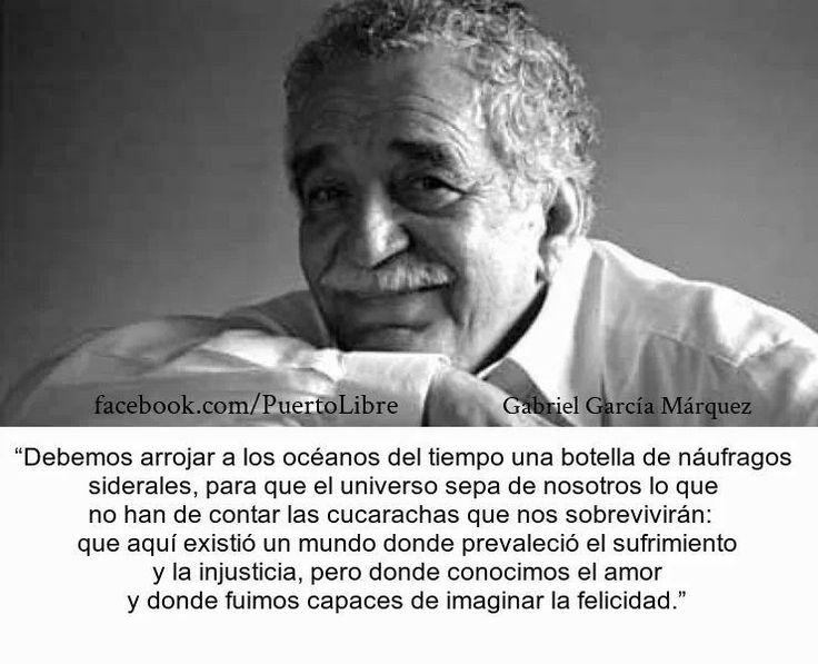 Gabriel Garcia Marquez Quotes In English. QuotesGram