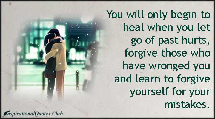 inspirational quotes mistakes forgiving god quotesgram