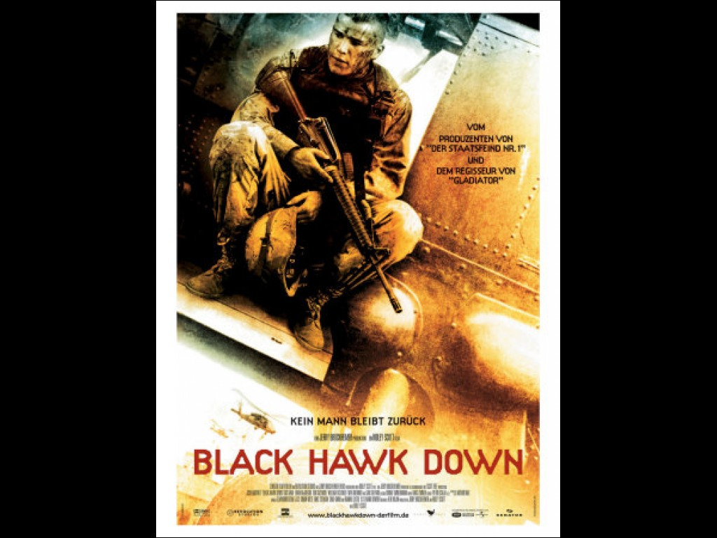 Black Hawk Down Book Review