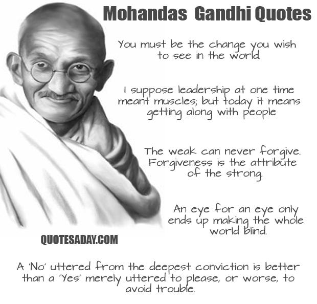 Funny Gandhi Quotes. QuotesGram