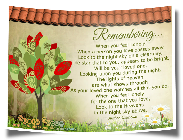 Quotes For Departed Loved Ones: Quotes About Remembering Loved Ones. QuotesGram