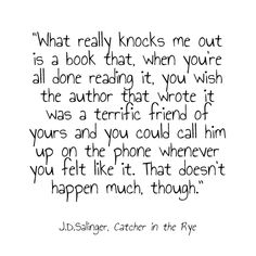 catcher in the rye quotes quotesgram