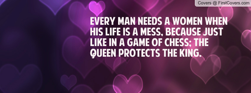 Every Woman Needs A Man Quotes: Life Is A Mess Quotes. QuotesGram