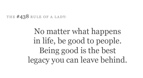 Being A Good Person Quotes Quotesgram