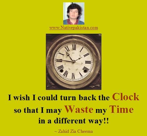 Clock Back Quotes Quotesgram
