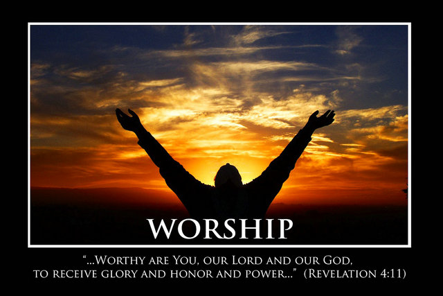 Pictures And Inspiration: Worship Quotes Inspirational. QuotesGram