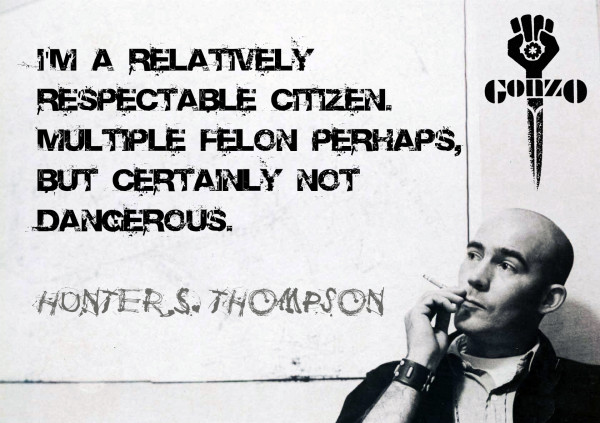 S thompson quotes
