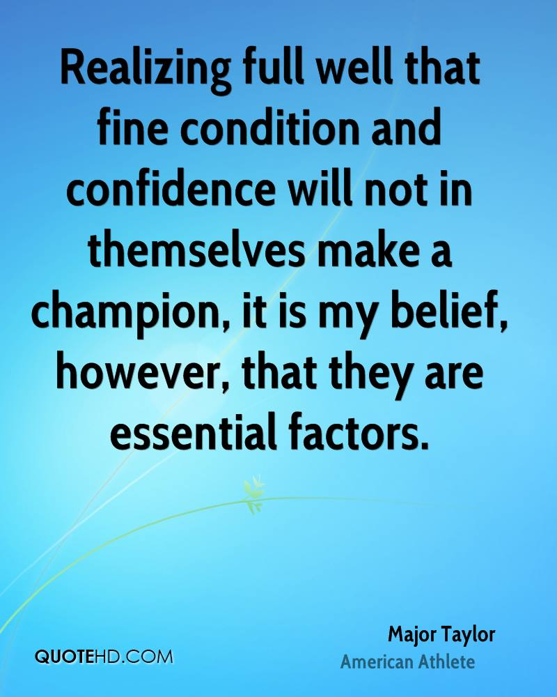 Persistence Motivational Quotes: Confidence Quotes For Athletes. QuotesGram