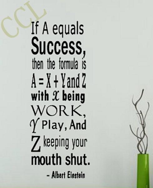 Math Equation Quotes Inspirational. QuotesGram