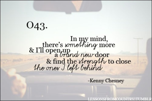 Kenny Chesney Quotes. QuotesGram