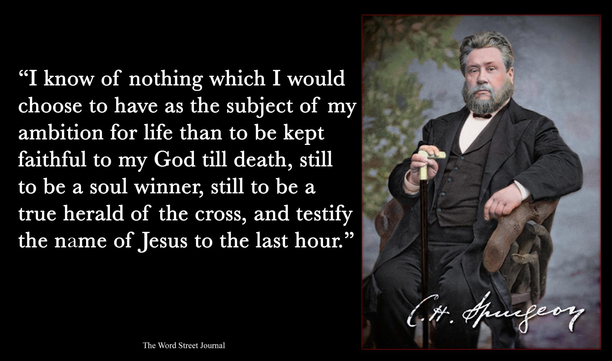 Famous Quotes Charles Spurgeon. QuotesGram