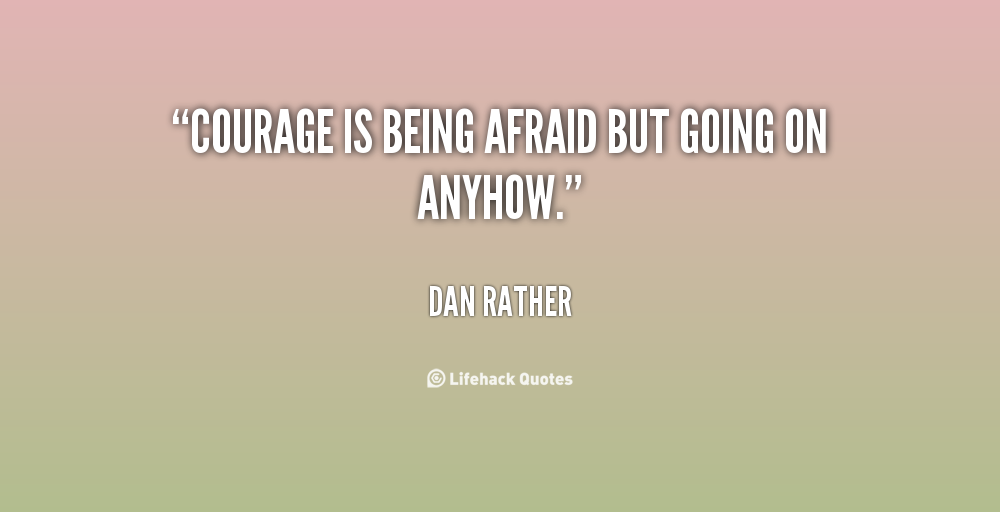 Being Scared Quotes. QuotesGram