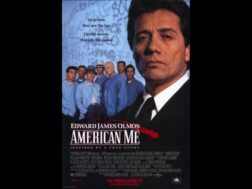 a review of the film american me by edward james olmos