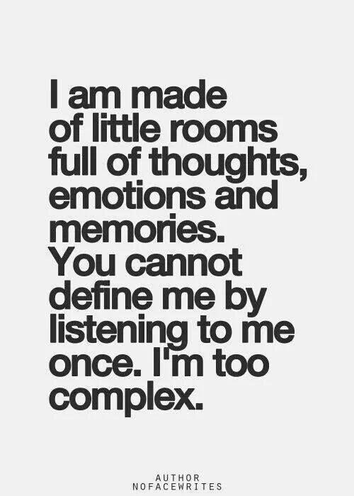 complex people quotes  quotesgram