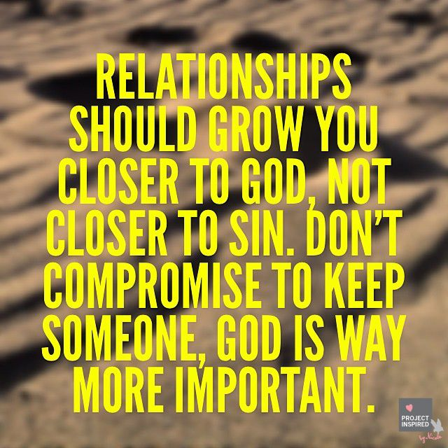 God As The Center Of Relationships Quotes: Bible Quotes About Compromise. QuotesGram