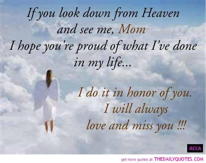 Sad Poems For Mom 108
