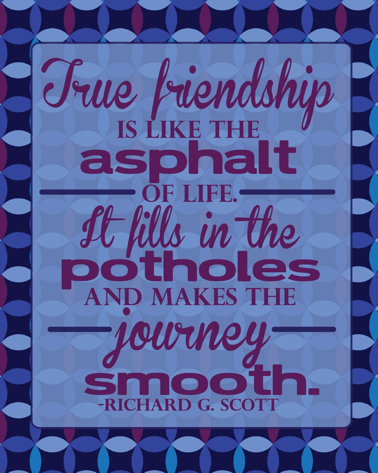 Endless Friendship Quotes. QuotesGram