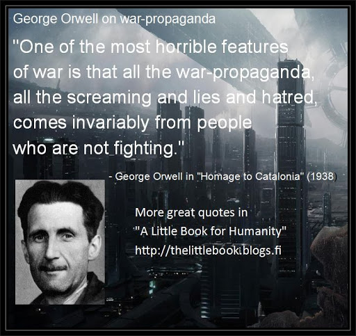 communism through the eyes of george orwell Nowadays, many communist leaders use karl marx's ideas as the fundamental structure of under the eyes of the other characters in the book as well as the reader, in a his intensions were not very practical and well thought through george orwell therefore has shown his subtle.