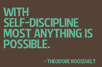 the importance of self disciplinary Having trouble finding the perfect social and academic balance in college read this post to to get tips on becoming self-disciplined at school.