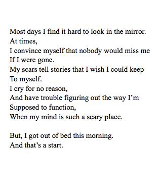 Depression Quotes And Poems. QuotesGram