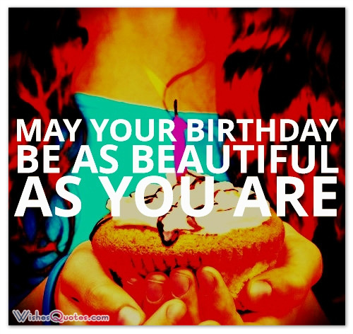 Happy Birthday Beautiful Quotes: Happy Birthday Beautiful Lady Quotes. QuotesGram