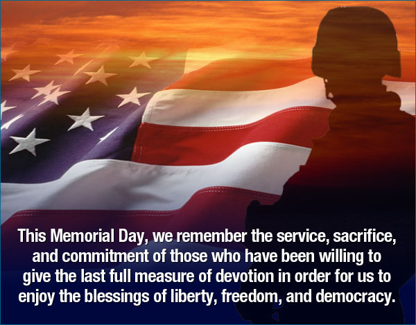 Meaningful Memorial Day Quotes: Memorial Day Greetings Quotes Sacrifice. QuotesGram