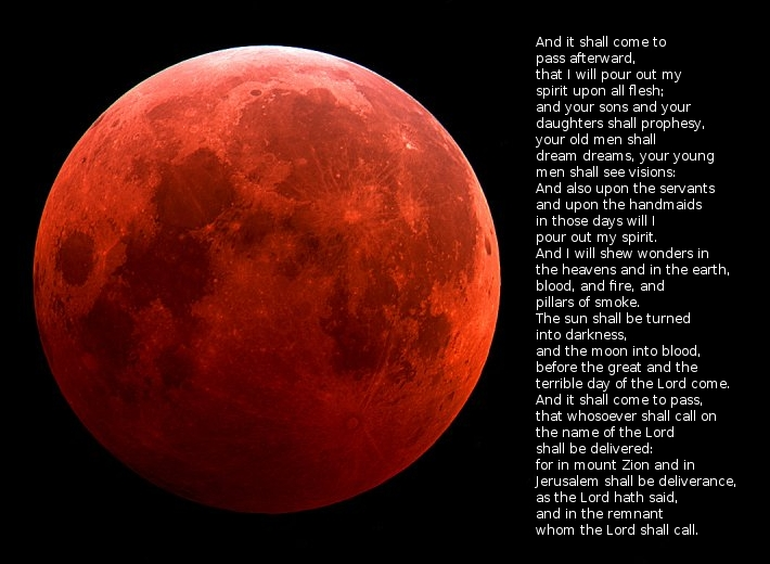 blood moon eclipse meditation - photo #35