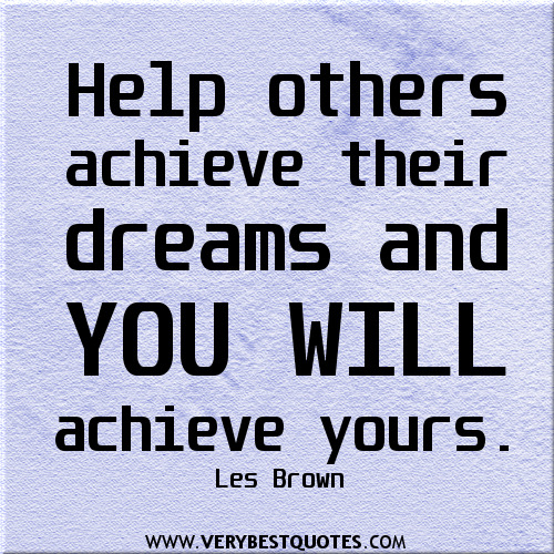 Best Motivational Quotes For Students: Inspirational Quotes About Helping Others. QuotesGram