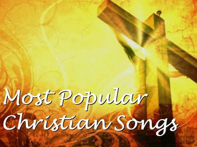 Top 25 christian songs